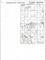 Unorganized Territory T52N-R27W, Aitkin County 1979